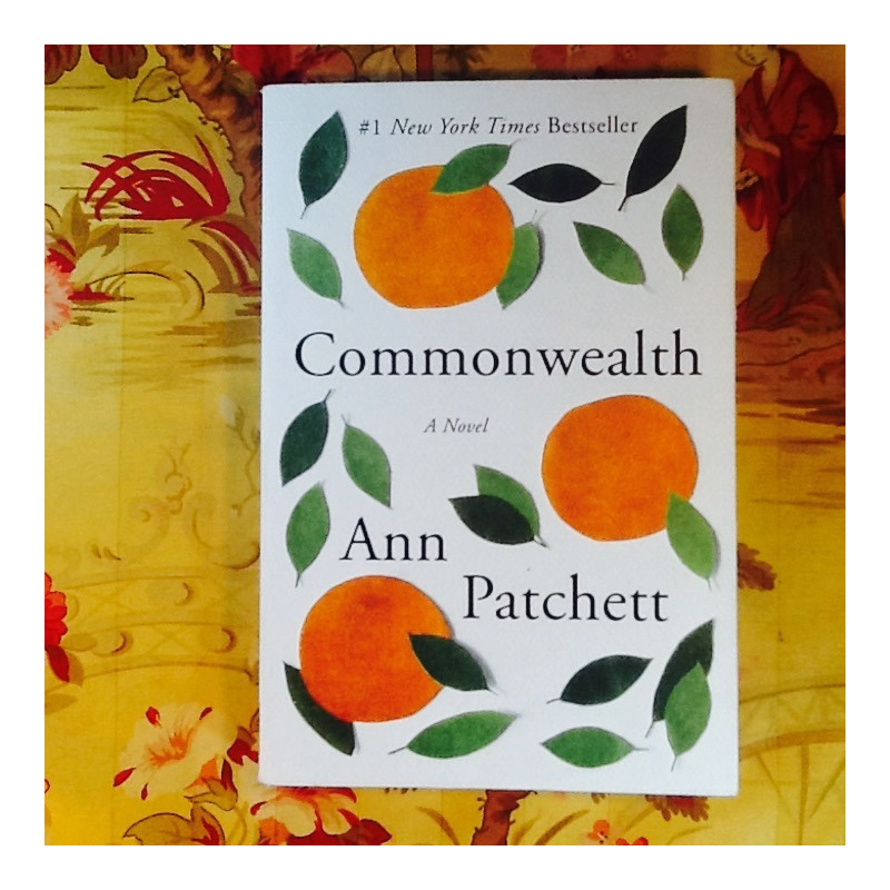 Ann Patchett.  COMMONWEALTH.