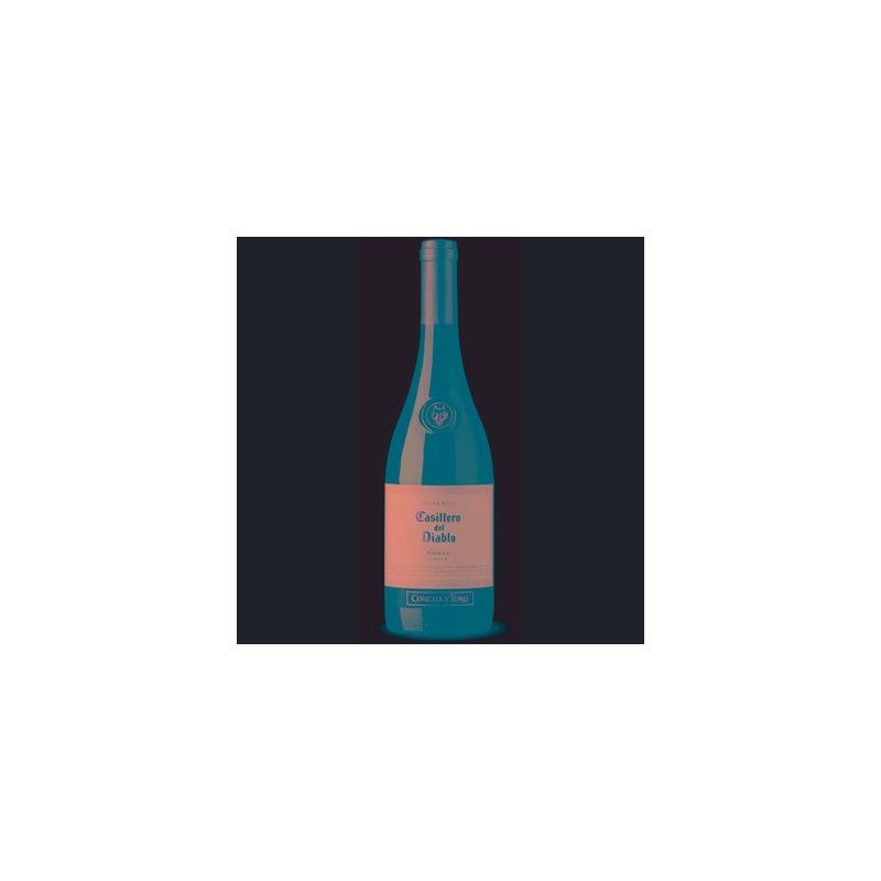 Vinho Fino Shiraz Casillero Del Diablo 750ml - Concha y Toro