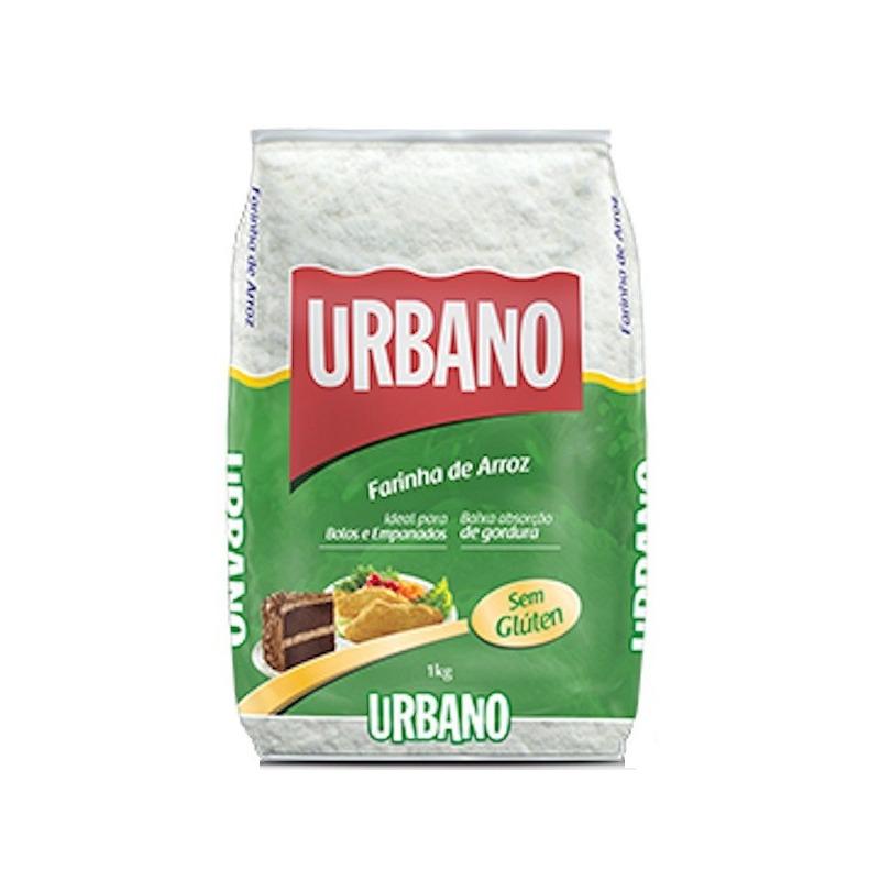 Farinha de Arroz - 1kg - Urbano