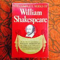 William Shakespeare. THE COMPLETE WORKS.