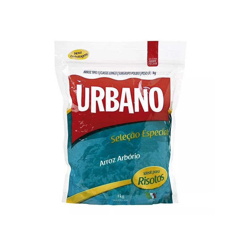 Arroz Arborio Selecao Especial - 1Kg - Urbano