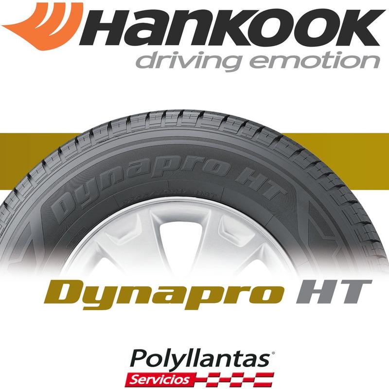 275-55 R20 H Dynapro Ht (Rh12) Hankook DESCONTINUADA