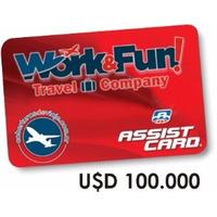 ASSIST CARD ANUAL U$D 100.000