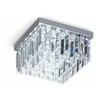 Lampara Plafon Sirius Cristal 5 Luces Con Led G627 05 Pal