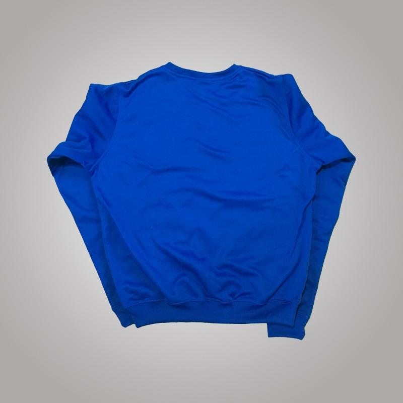 Buzo azul Raxga