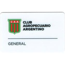 Socio fútbol / Abono General