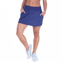 Short Saia Summer Soul Fitness Azul Marinho
