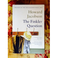 Howard Jacobson.  THE FINKLER QUESTION.
