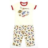 Pijama Comprido Space Club Z