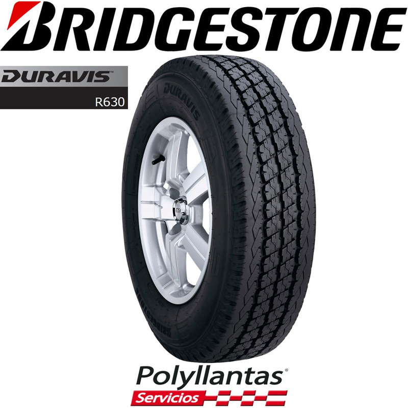 195-70 R15C 104-102R Duravis R630  Bridgestone DESCONTINUADA