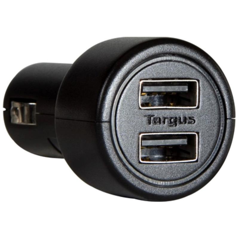 CARREGADOR VEICULAR 2 PORTAS USB TARGUS APD05