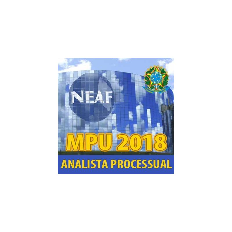 Curso Revisão por Itens Cespe MPU Analista Processual Direito Administrativo