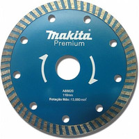 "Disco Diamantado 110 mm (4.1/2"") Turbo - A-88820 - Makita"