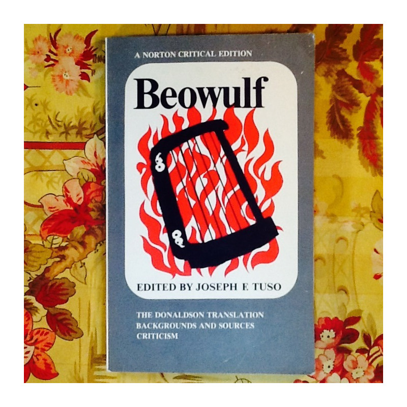 BEOWULF (Norton Critical Edition, the Donaldson Translation).