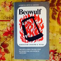 BEOWULF (Norton Critical Edition, the Donaldson Translation).