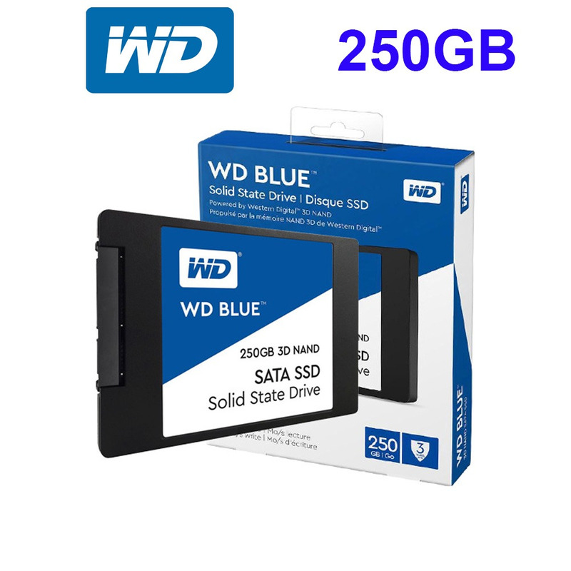 Unidad de Estado Sólido 250Gb Western Digital Blue