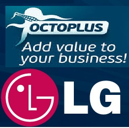 Octoplus key LG    Con Cables