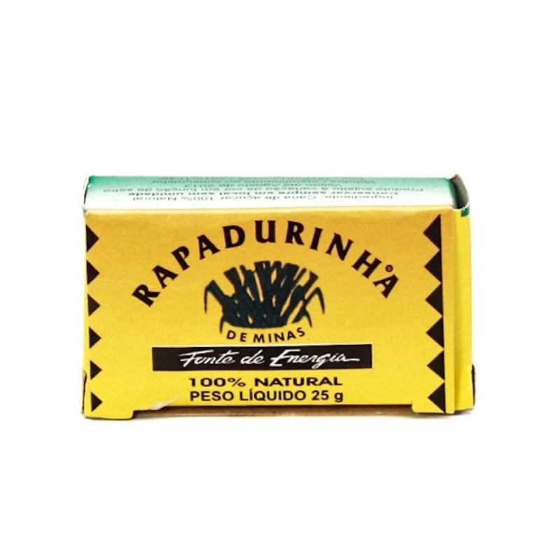 Rapadurinha de Minas - 100% Natural - 25g