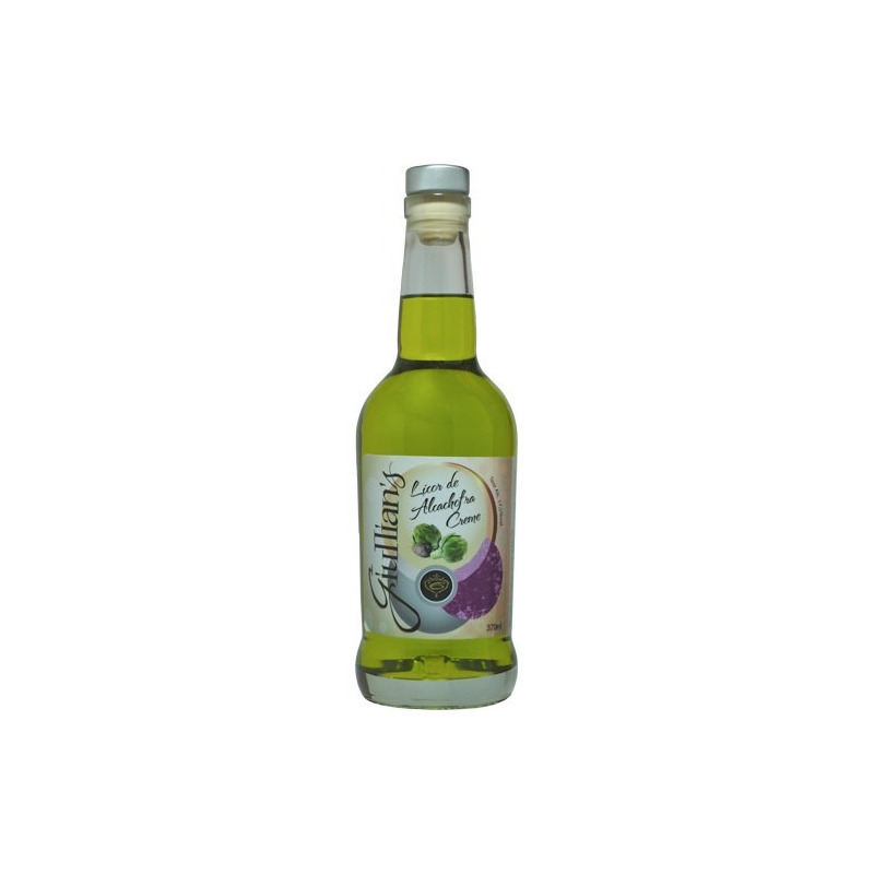 Licor de Alcachofra Creme 370ml - Giullian's