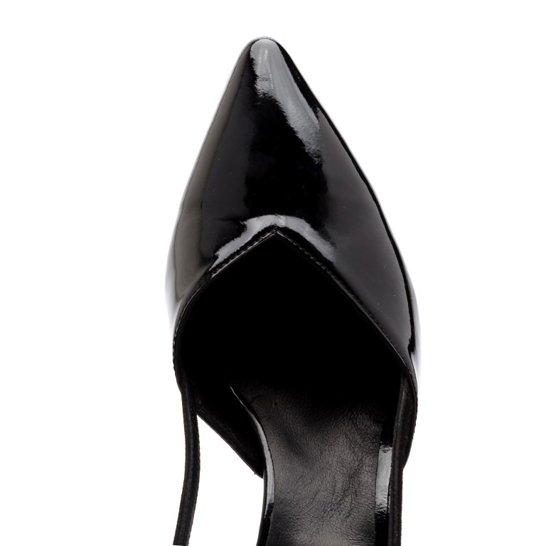 Stiletto Adele Negro/ SALE 25% OFF