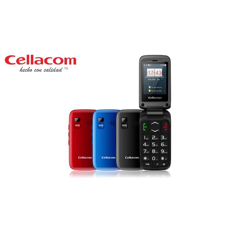 Celular Cellacom M236
