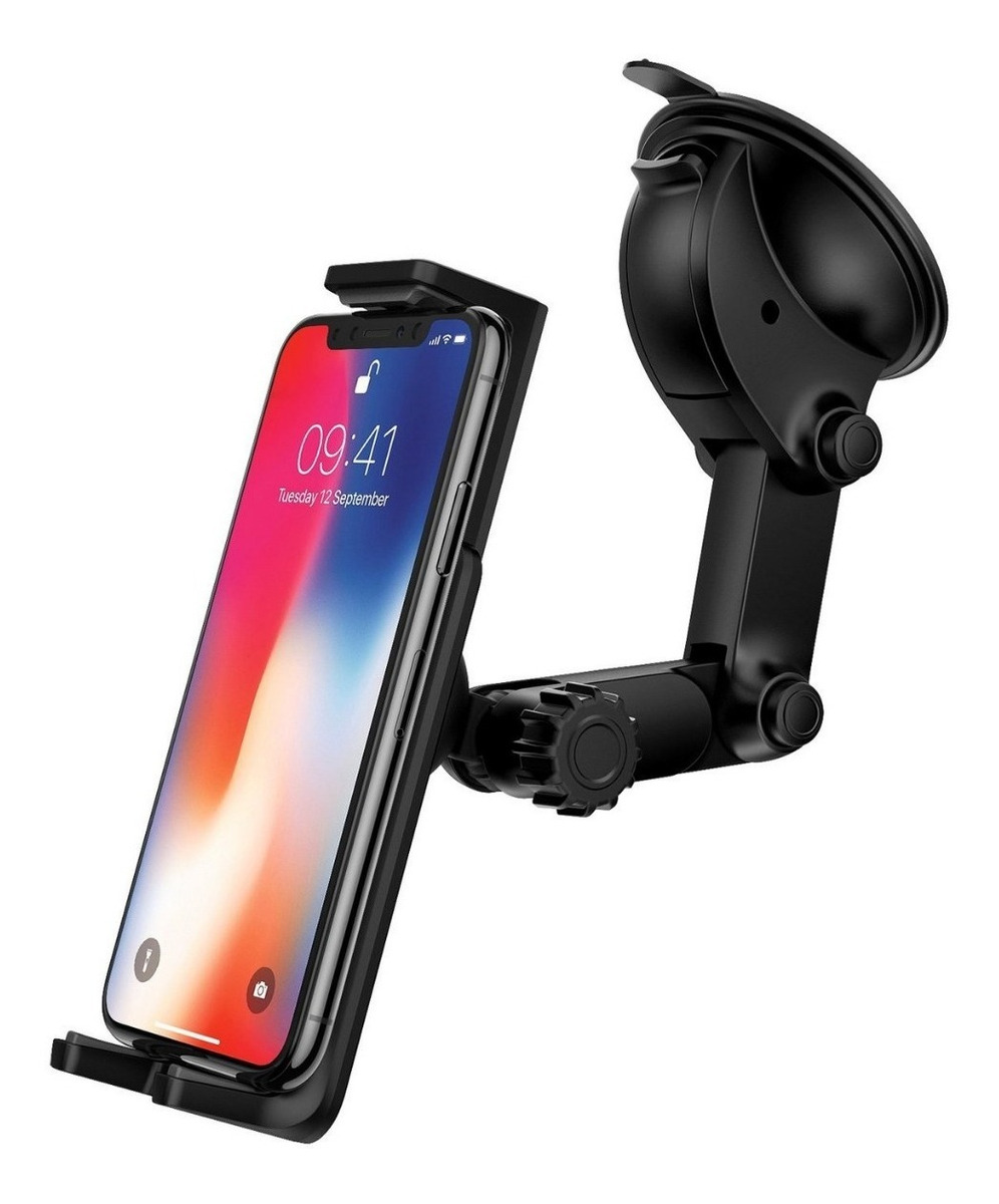 RINGKE MONSTER CAR MOUNT HOLDER SOPAPA VIDRIO