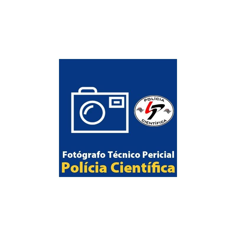 SPTC - Polícia Científica - Fotógrafo Técnico Pericial - Lógica