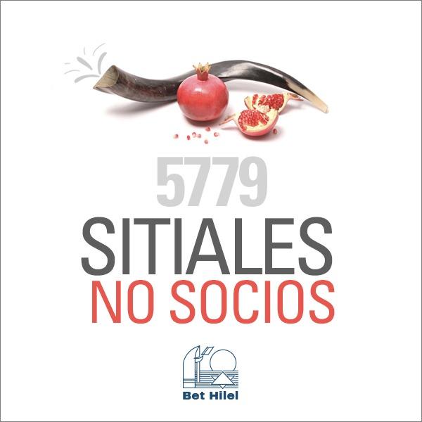 Sitiales No Socios