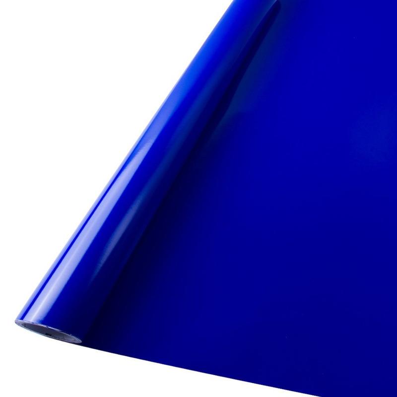 Vinil adesivo Goldmax azul marinho larg. 0,61 m