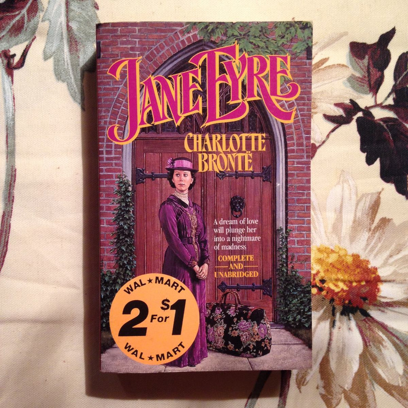 Charlotte Brontë.  JANE EYRE.
