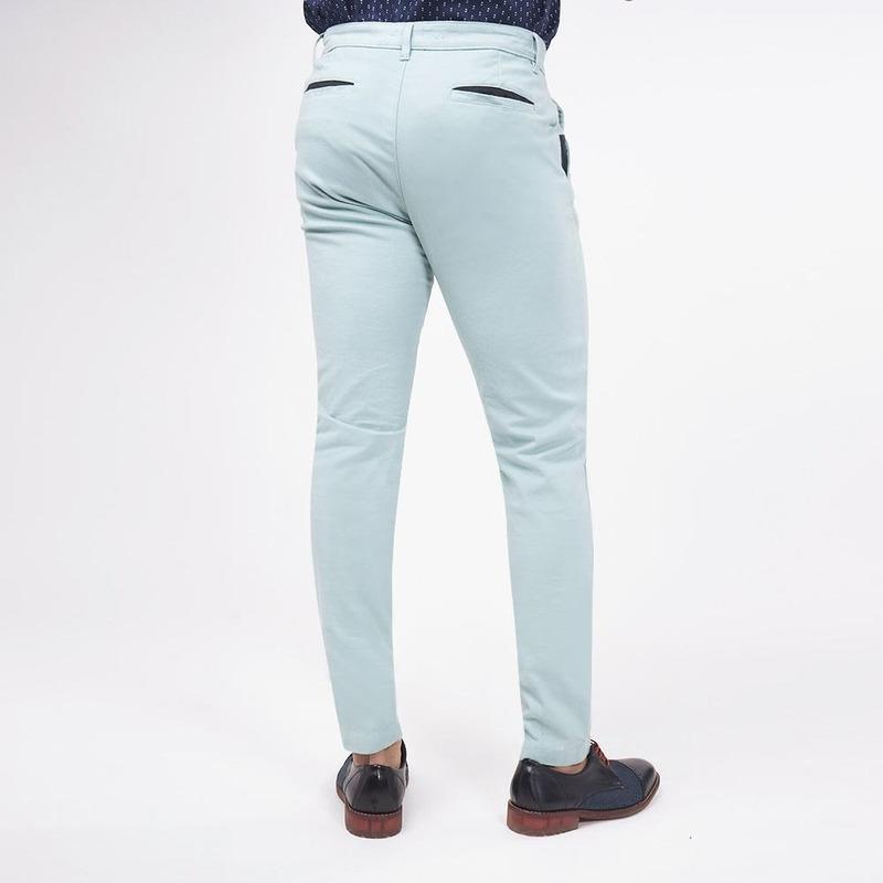 Pantalón Azul Claro 019239