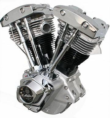 Motor Harley Shovelhead 96in (1600) Ultima Polido 298-210
