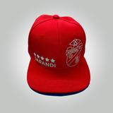 Gorra Arsenal Roja