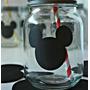 Etiqueta Pizarra D Vinilo Forma De Mickey Mouse Decofriends2