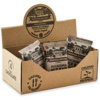 Barras de Macadamia Mix Bar Chocolate Cx15X22g - Faz. Retiro