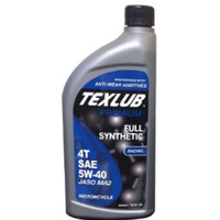 Texlub Aceite Sintético Para Motos 4T 5W40 TL540