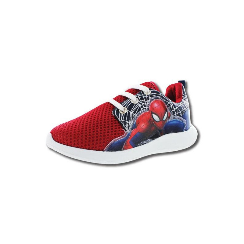 Sneakers Spiderman rojos T05901