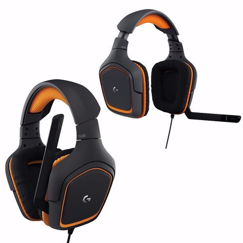 Auricular Gamer Logitech G231 Prodigy Xbox One Ps4 Pc