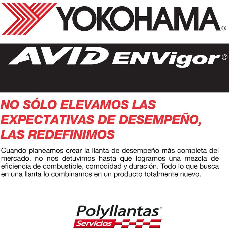 205-60 R16 92H Avid Envigor S321 Yokohama