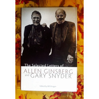 Bill Morgan (editor). THE SELECTED LETTERS OF ALLEN GINSBERG AND GARY SNYDER.