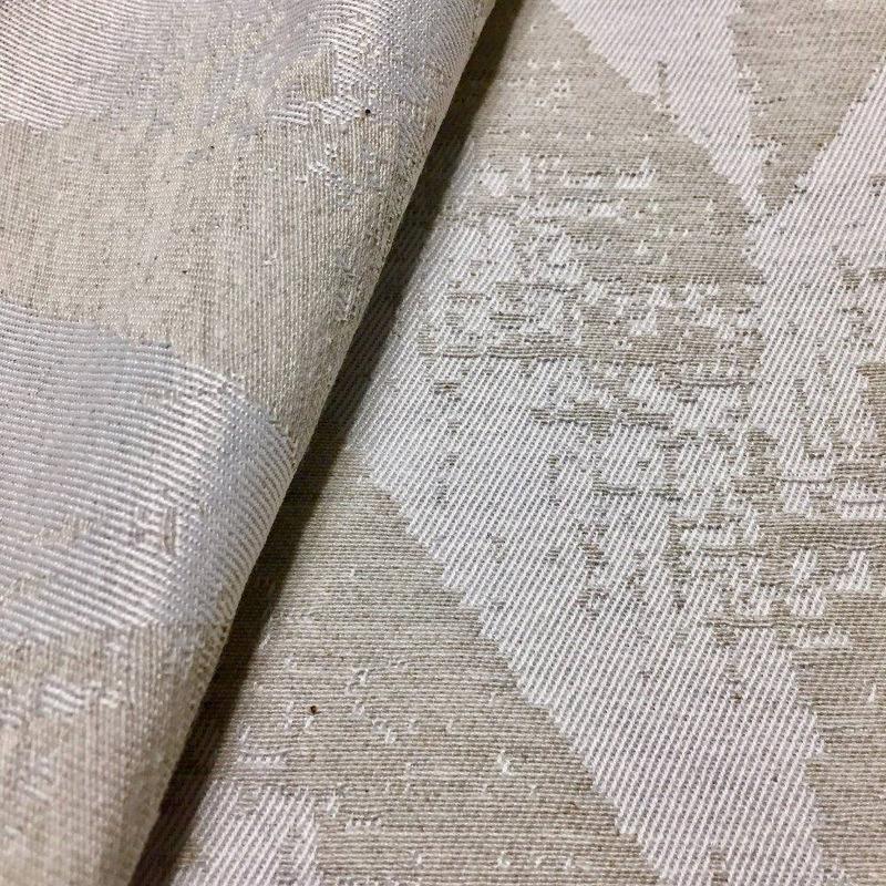Tecido para estofado Jacquard pirâmide  Linen 44