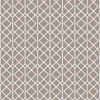 Tecido para parede geometric cinza - impermeabilizado - Coleção Mônaco