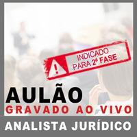Aulão MP SP Analista Jurídico 2018 - Direito Processual Civil II
