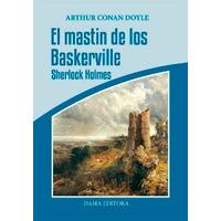 El Mastín De Los Baskerville, Arthur Conan Doyle, Edit. Dama.