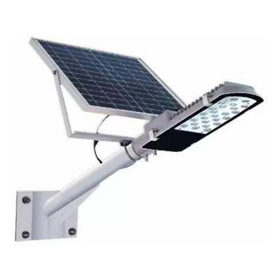 Reflector Led Solar 24w Con Sensor Brazo Control Remoto