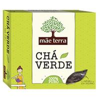 Cha Verde Organico (Ban-Cha) 50g Mae Terra