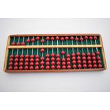 Ábaco madera (18 varillas)