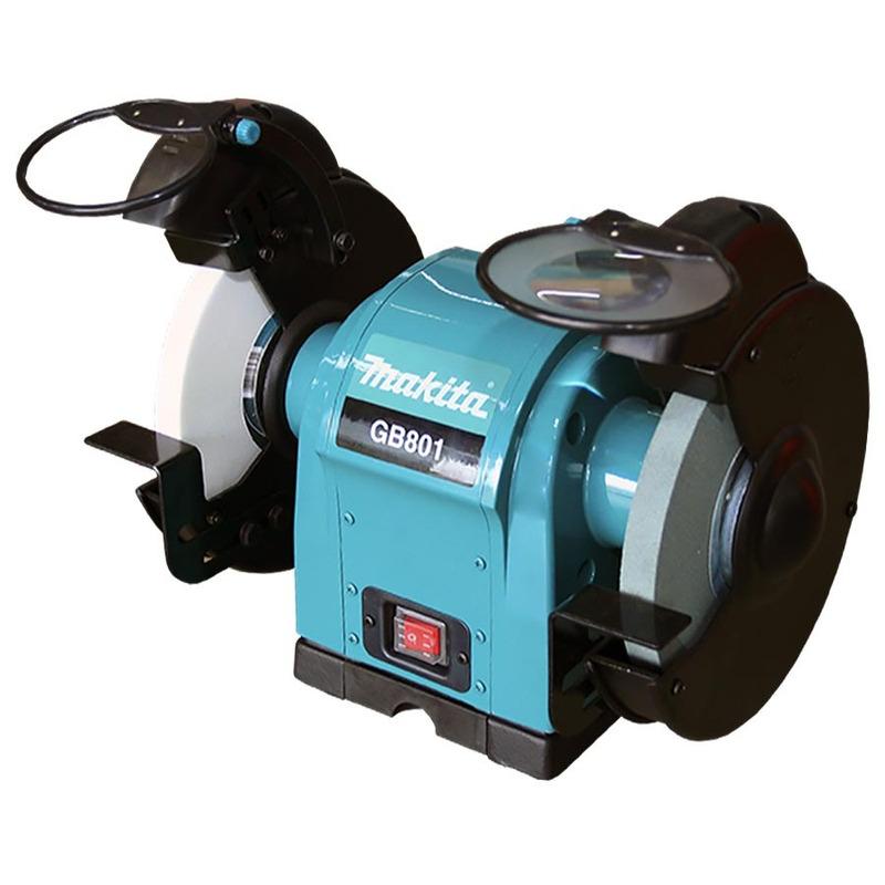 """Moto Esmeril de 250 mm (8"""") 550 Watts - GB801 - Makita"""