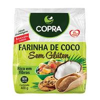 Farinha de Coco - 400g - Copra