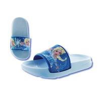 Sandalia playa Frozen azul T02401